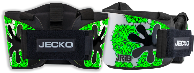 Jecko rib protector custom. JRIB custom series. you can choose the interior and exterior graphics from the colors available in the catalog.